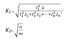 Bảng chọn tiết diện dây dẫn theo dòng điện